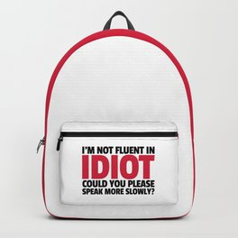 Quotes Backpacks  86011167f192d
