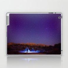 Exploring the night Laptop & iPad Skin