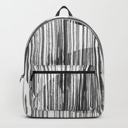 Monastery Striped Circles Backpack