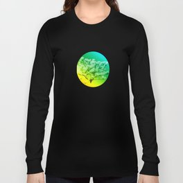 Tree of colours Long Sleeve T-shirt