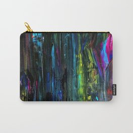 Rain in the city Carry-All Pouch