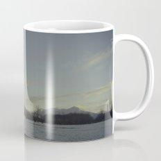 snow elk Mug