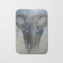 Elephant 2 Bath Mat
