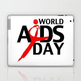 World Aids Day Laptop & iPad Skin