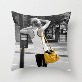 WAIT #1 Throw Pillow
