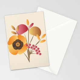 Memorable Florals Stationery Cards
