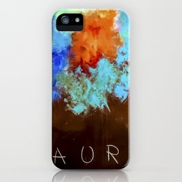 Auroras iPhone Case