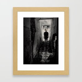 Depth Insignificant Framed Art Print
