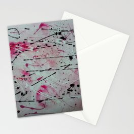 Pink Carnival Stationery Cards