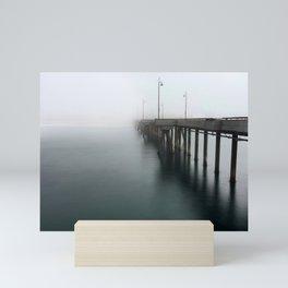 Venice Beach Pier Mini Art Print