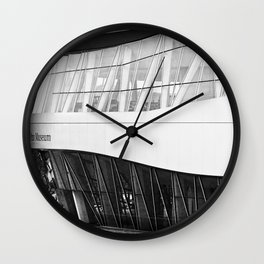 MERCEDES-BENZ MUSEUM Wall Clock