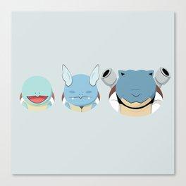 Pokémon 1 Canvas Print