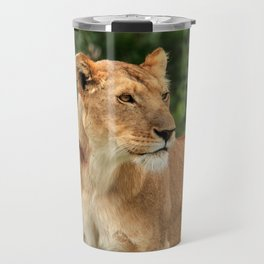 Proud Lioness Travel Mug