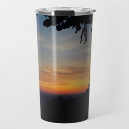 And on the Seventh Day He Rested Travel Mug