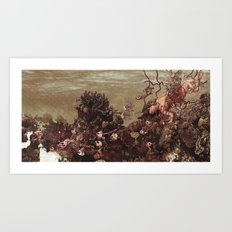 Because of Me, I Lay to Rest with You Art Print
