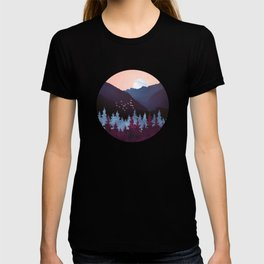 Mulberry Dusk T-shirt