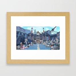 PC Gaming Part 3 - IG Nation Framed Art Print