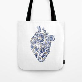 Broken heart - kintsugi Tote Bag