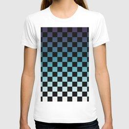 Chessboard Gradient III T-shirt