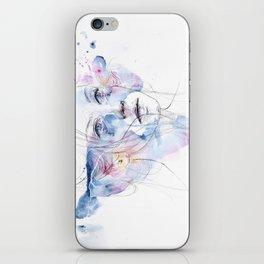 water show iPhone Skin
