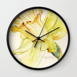 Narcissus Wall Clock