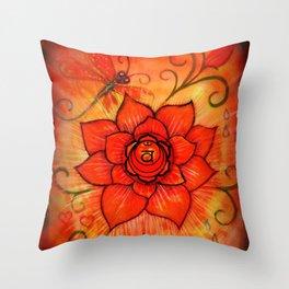Svadhisthana Throw Pillows Society6