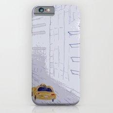 Taxi City Slim Case iPhone 6s