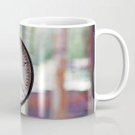 Broken pressure gauge Coffee Mug