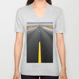 Desert Road Unisex V-Neck