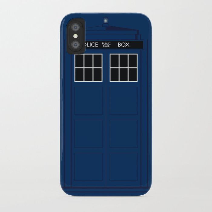 Doctor Who - The Doctor is in.....  iPhone Case