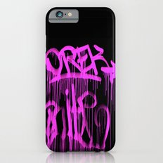 Puke Pink iPhone 6s Slim Case