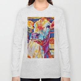 Jersey Cow Long Sleeve T-shirt