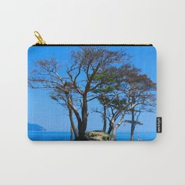At the Brick of Loneliness Carry-All Pouch