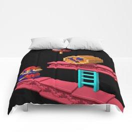Inside Donkey Kong Comforters