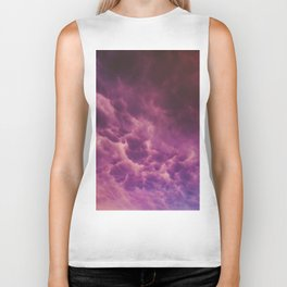Stormy Saturation Biker Tank