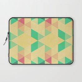 Triangles::Retro Laptop Sleeve