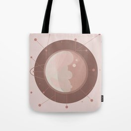 Planet H - Trappist System Tote Bag