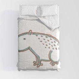 Capybara Comforters