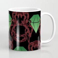Emeralds & Demons [BLACK] Mug
