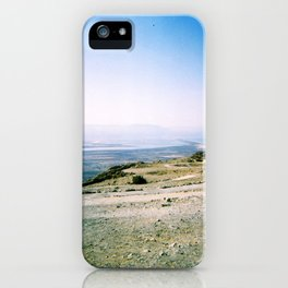 Masada Sky iPhone Case