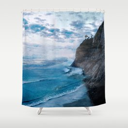 Coast 9 Shower Curtain