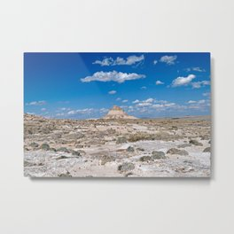 East Pawnee Butte Metal Print