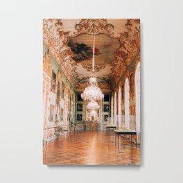 Royal Residenz Munich Metal Print