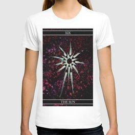 A Tarot of Ink Major Arcana XIX The Sun T-shirt