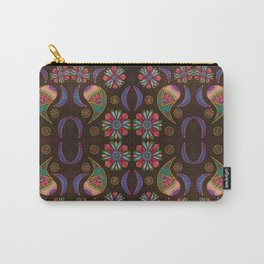 Go Bold or Go Home Carry-All Pouch