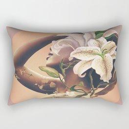 Floral beauty 3 Rectangular Pillow