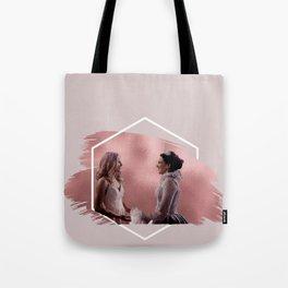 swan queen coronation Tote Bag