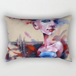 Bonita. Rectangular Pillow