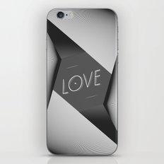 LOVE_ iPhone & iPod Skin