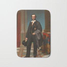 Ángel María Cortellini - Basilio de Chávarri (1861) Bath Mat